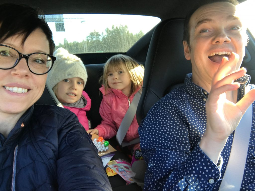 Familjen i 911an