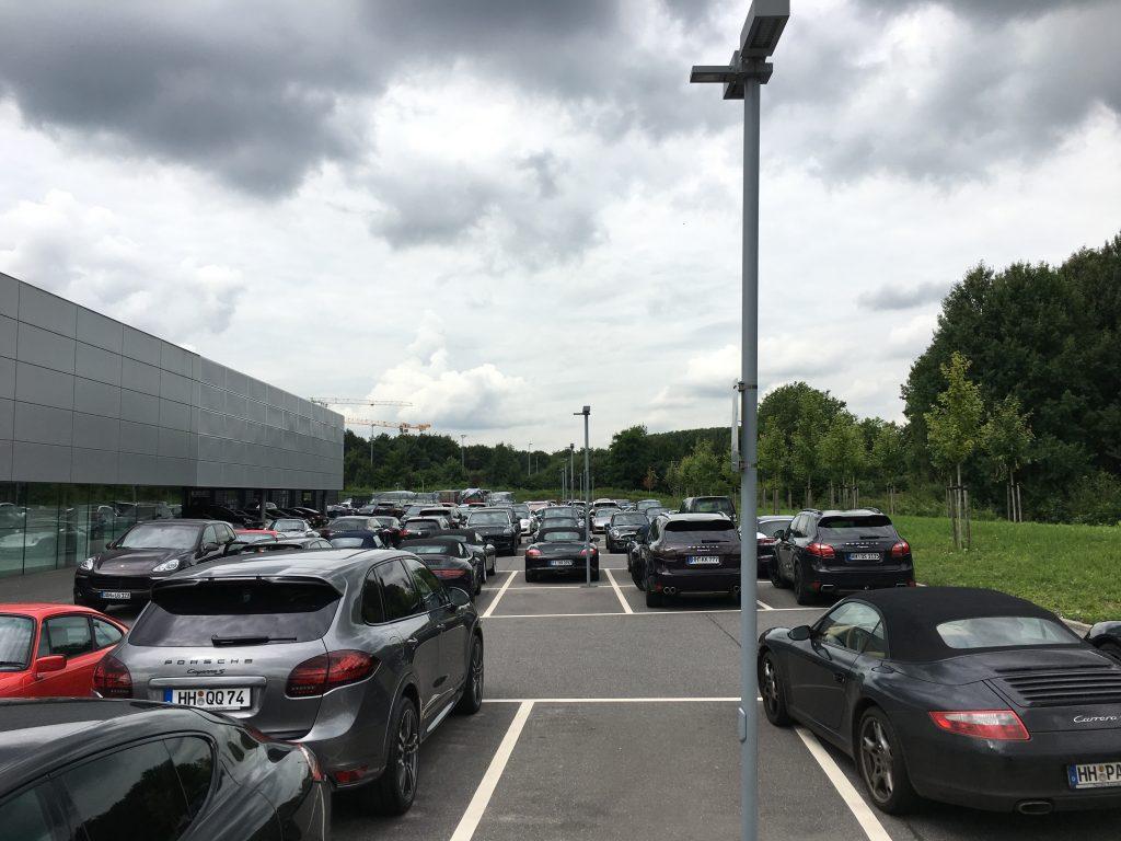Porsche Center Nord West Hamburg
